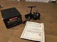 Vintage Mitchell 321 Fixed Spool Reel With Original Spare Spool