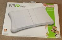 Boxed Nintendo Wii Fit Plus with Balance Board No manual tested works