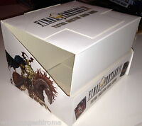 Final Fantasy IX 9 Tetra Master Limited Edition BOX 2000 Card Game VII 7 NEW!