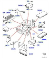 LAND ROVER GENUINE MODULE - Range Rover (L322)- YWC500810