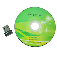 Mini 150M USB2.0 WiFi Wireless LAN 802.11 n/g/b Adapter HY