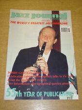 JAZZ JOURNAL INTERNATIONAL VOL 55 #11 2002 NOVEMBER BOBBY GORDON TUBBY HAYES
