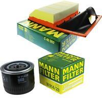 MANN-Filter Set Ölfilter Luftfilter Inspektionspaket MOL-9694722