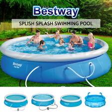 Bestway Swimming Pool  Pools Above Ground Fast Set Splish Splash Inflatable