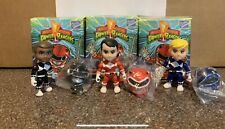 The Loyal Subjects Mighty Morphin Power Rangers Complete Black Ranger Chase Rare