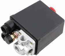 LYWS 240V 16A 175 PSI 4-Port Air Compressor Pressure Valve Switch Valve