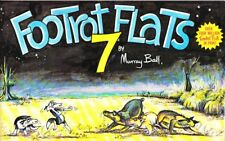 FOOTROT FLATS 7 Murray Ball 1982 COLLECTIBLE COMIC FAST FREE POST FROM SYDNEY