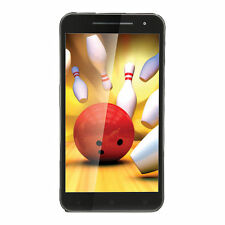 IBall Slide 6.95 Inch 3G Cuddle A4 2GB Dual Sim Tablet - Brown - 6 Months Wrrnty