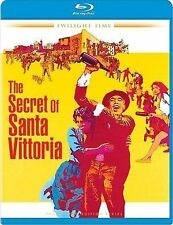 The Secret of Santa Vittoria Blu Ray Twilight Time All Regions Post