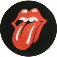 Rolling Stones, The - Tongue Logo Slipmat Black / Red