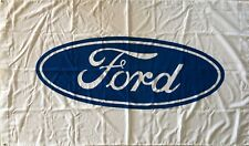Ford Flag Large Racing Car Ford Flag  AUSPOST REGISTERED TRACKING