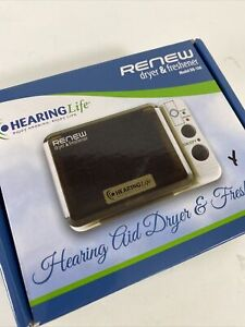 Serene Innovations DB-100 Hearing Aid Dryer and Freshener New in Open Box