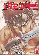 IL RE LUPO VOL.UNICO con sovraccopertina Ed. Planet Manga (BERSERK)