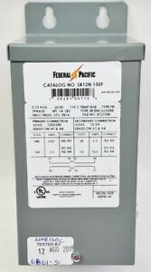 New Federal Pacific SB12N.150F General Purpose Transformer