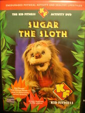 Kid Fitness Activity Sugar the Sloth (DVD) WORLDWIDE SHIPPING AVAIL!