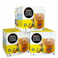 Nescafe Dolce Gusto NESQUIK Coffee pods Hot Chocolate * Box of 16 or 48 capsules