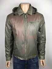 Men's Shower Proof Shell Green Jacket By Timberland Size M