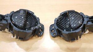Mini R56, R57, R58, R59 JCW Carbon fiber Interior Door Levers