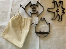 """""""Star Wars"""" Pancake Molds, Set of 3, X-Wing, Vader's Tie Fighter & Mill. Falcon"""