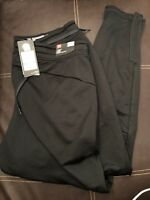New Under Armour ColdGear Sweat Pants Tapered Zip Ankles Mens XL Athletic $55