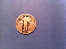 1926 Standing Liberty 25 Cent, Silver, Quarter, twenty five Cents (589)