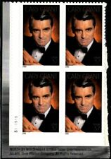 Cary Grant - Scott #3692 Plate Block of 4 Stamps MNH
