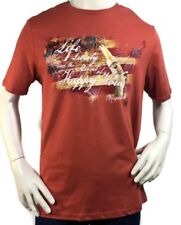 MARGARITAVILLE Men's T-Shirt LIFE,LIBERTY AND THE PURSUIT OF HAPPY HOUR,SIZE L.