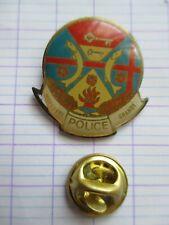 pins POLICE  MOYEUVRE  GRANDE