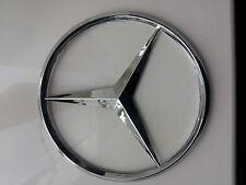 Mercedes Benz Clase S C E CLK SLK Trasero Coche Insignia Insignia Emblema - 9 Cm-Envío Gratis