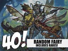 Fairy Lot - 40 Random Fairies! (Includes Rares!) MTG Magic!