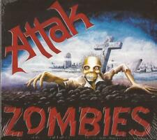 Attak - Zombies ( CD ) NEW / SEALED