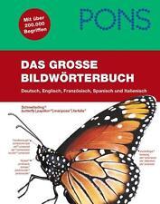 PONS Das große Bildwörterbuch (2011, Gebunden)