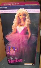 #3941 NRFB Mattel 1992 My Size Barbie Doll 3 Feet Tall