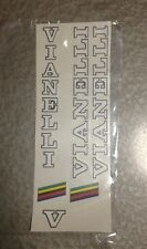 Vianelli Road Bike Bicycle Set Of 6 Decals HG Vinyl Vintage Repro