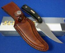 Schrade Old Timer Sawcut Delrin Sharpfinger Knife New