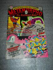 DC COMICS METAMORPHO THE ELEMENT MAN #11 APRIL 1967 FINE CONDITION