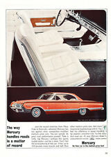 1964 Mercury Park Lane  - Classic Vintage Car Advertisement Ad J49