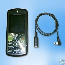 Motorola Slvr L7 L7e L7i W490 External Antenna Adapter Cable Pigtail FME Male