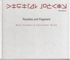 DIGITAL JOCKEY / Paradies & Fragment (+ Stina K) - new