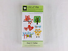 Provo Craft Hoot N Holler Cricut Lite Cartridge with Box & Instructions