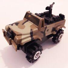 Stomper Schaper Army Jeep REPAIR/RESTORE