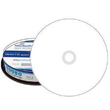 MR509 Mediarange Blu-ray BD-R 50GB DL 6x 10er Spindel bedruckbar full printable