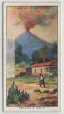 Volcano Ash and Dust 80+ Y/O Trade Ad Card