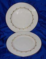 2 Royal Doulton Rondo Salad Plates Plate China 17887