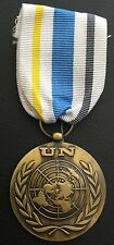 Médaille Nation Uni UN In the service or peace