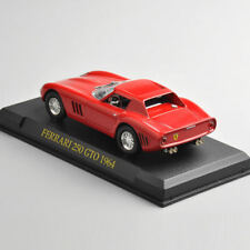 1/43 Scale  Alloy Racing Car Model Colletion Toy Ferrari 250 GTO 1964 Diecast