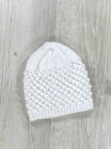 Newborn Toddler Kids Baby Knit Wool Beanie Hat Winter Warm Cap