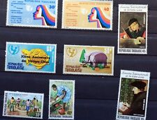 1975 LOTTO francobolli TOGO NUOVO MNH 88M914