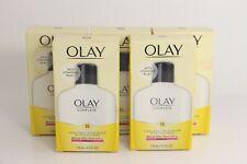 EXP 1/20 5 x Olay Complete Daily Moisturizer Spf 15 Normal Skin 4.0 fl oz