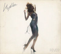 Kylie 2-CD Fever - Special Edition Cardboard Slipcase - Europe